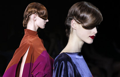 Flechtfrisuren Marc Jacobs